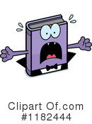 Book Clipart #1182444 by Cory Thoman