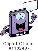 Book Clipart #1182497 by Cory Thoman