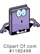 Book Clipart #1182498 by Cory Thoman