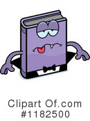 Book Clipart #1182500 by Cory Thoman