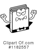 Book Clipart #1182557 by Cory Thoman