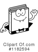 Book Clipart #1182594 by Cory Thoman