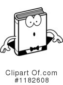 Book Clipart #1182608 by Cory Thoman