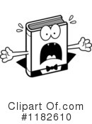 Book Clipart #1182610 by Cory Thoman