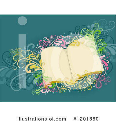 Swirls Clipart #1201880 by BNP Design Studio