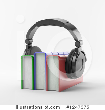 Book Clipart #1247375 by Mopic