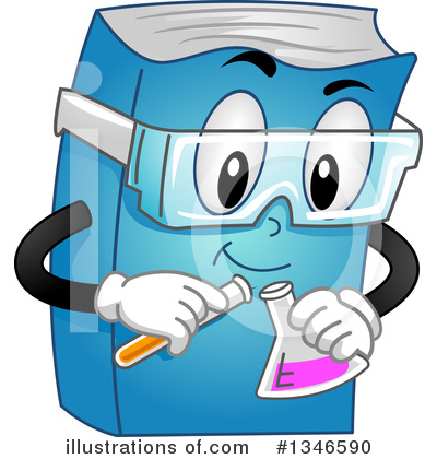 Scientist Clipart #1346590 by BNP Design Studio