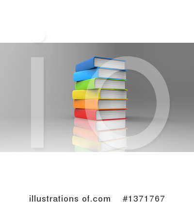 Book Clipart #1371767 by Julos