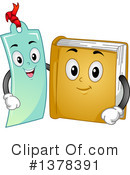 Book Clipart #1378391 by BNP Design Studio