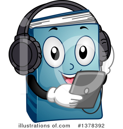 Headphones Clipart #1378392 by BNP Design Studio