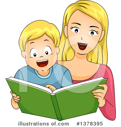 Royalty-Free (RF) Book Clipart Illustration by BNP Design Studio - Stock Sample #1378395
