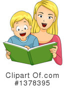 Book Clipart #1378395 by BNP Design Studio