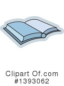Royalty-Free (RF) Book Clipart Illustration #1393062