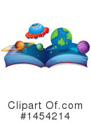 Book Clipart #1454214 by Graphics RF