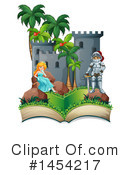 Book Clipart #1454217 by Graphics RF