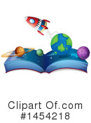 Book Clipart #1454218 by Graphics RF