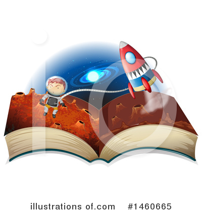 Astronaut Clipart #1460665 by Graphics RF