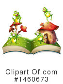 Book Clipart #1460673 by Graphics RF