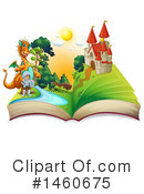 Book Clipart #1460675 by Graphics RF