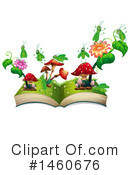 Book Clipart #1460676 by Graphics RF