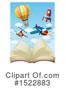 Book Clipart #1522883 by Graphics RF