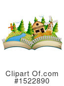 Book Clipart #1522890