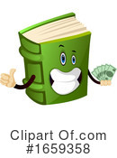 Book Clipart #1659358 by Morphart Creations
