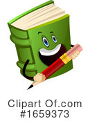 Book Clipart #1659373 by Morphart Creations