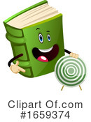Book Clipart #1659374 by Morphart Creations