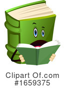 Book Clipart #1659375 by Morphart Creations