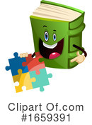 Book Clipart #1659391 by Morphart Creations