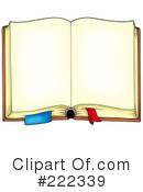 Book Clipart #222339 by visekart