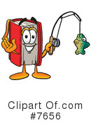 Book Clipart #7656 by Toons4Biz