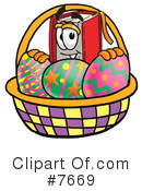 Book Clipart #7669 by Toons4Biz