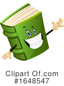 Book Mascot Clipart #1648547 by Morphart Creations