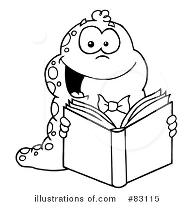 Book Worm Coloring Pages Nematoda Colouring Page 2