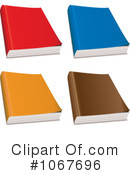 Books Clipart #1067696 by michaeltravers