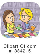 Books Clipart #1384215 by BNP Design Studio