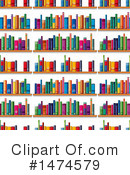 Books Clipart #1474579 by Graphics RF