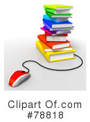 Books Clipart #78818 by Tonis Pan