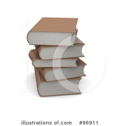 Book Clipart #96911 by Jiri Moucka