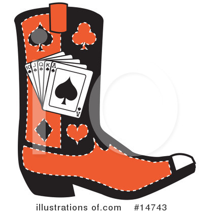 Playing Cards Clipart #14743 by Andy Nortnik