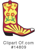 Boot Clipart #14809 by Andy Nortnik