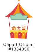 Royalty-Free (RF) Booth Clipart Illustration #1384090