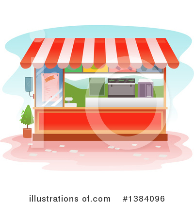 Vendor Clipart #1384096 by BNP Design Studio