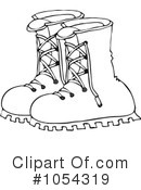 Boots Clipart #1054319