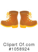 Boots Clipart #1058924