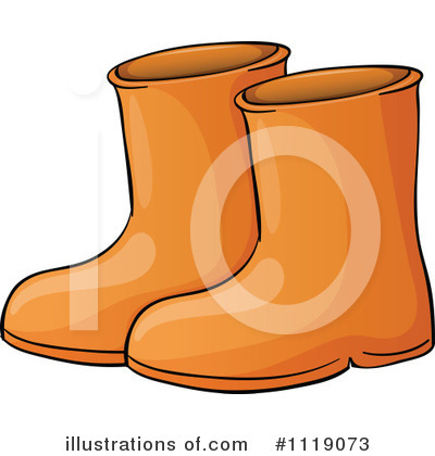 Boot Clipart #1119073 by Graphics RF