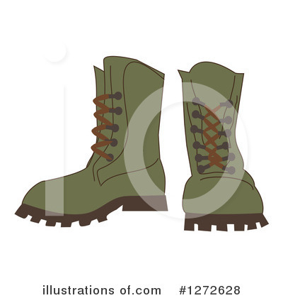 Boot Clipart #1272628 by peachidesigns