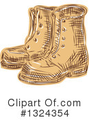 Boots Clipart #1324354